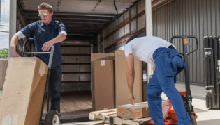 Edmond Commercial & Office Moving